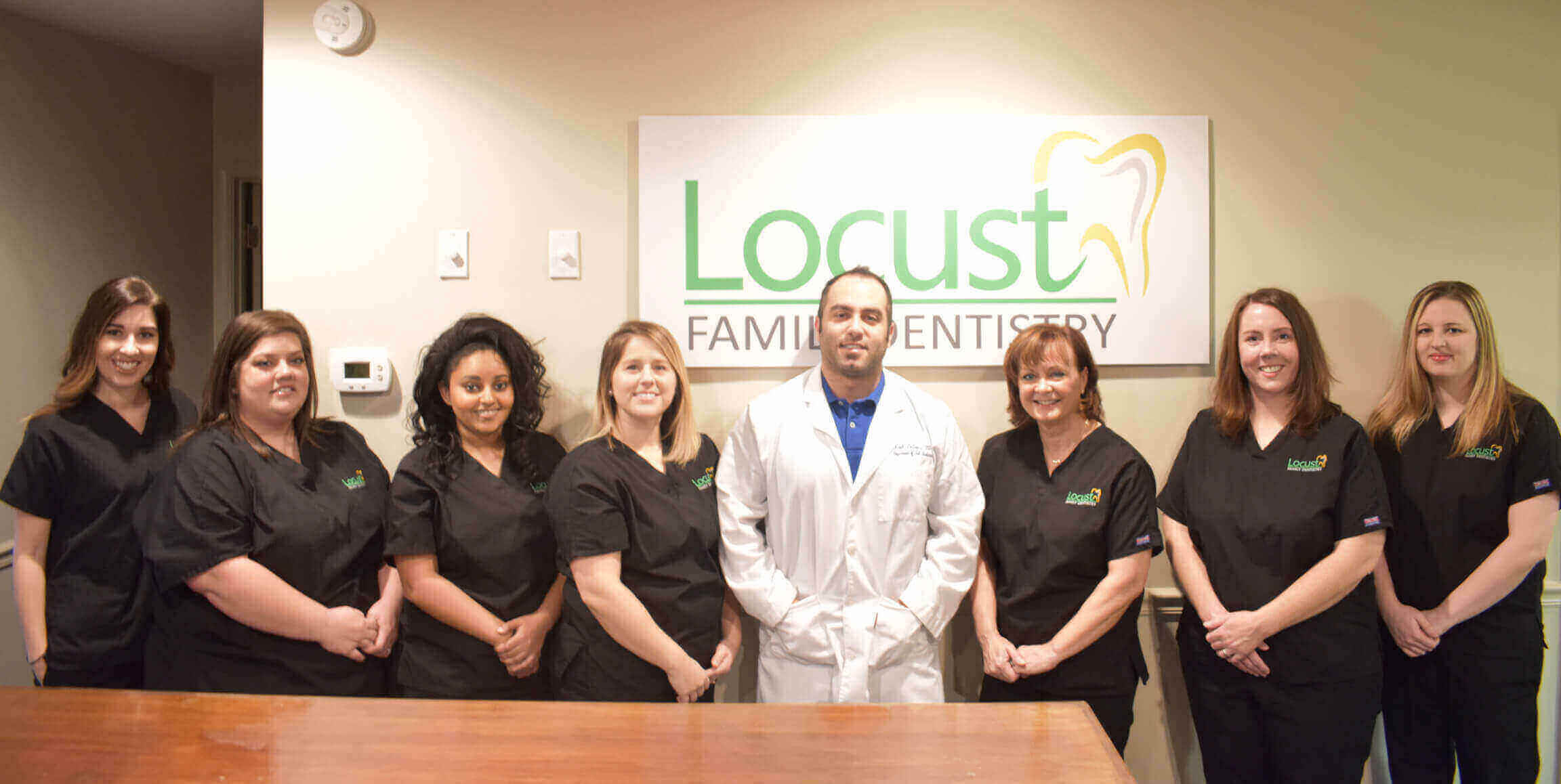 Image result for locust family dentistry team