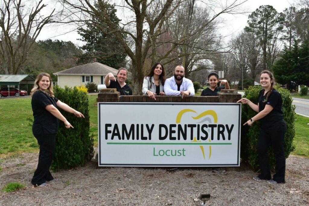 dental office in locust